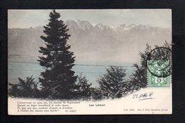 Suisse  / Série Pfaff / Lac Léman - Suisse