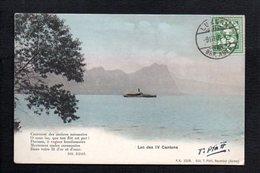 Suisse  / Série Pfaff / Lac Des 4 IV Cantons - Suisse