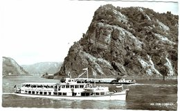 Allemagne - An Der Loreley - Schiff Vater Rhein - Péniche - Loreley