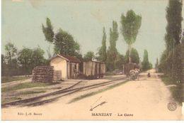 Manziat  La Gare - Autres Communes