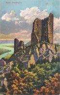 Allemagne - Rhénanie-du-Nord-Westphalie - Koenigswinter - Ruine Drachenfels - Koenigswinter