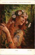 CPA Salon De 1913 GASTON BUSSIERE Leilah (703206) - Peintures & Tableaux