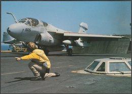 Northrop Grumman EA-6B Prowler Radar Jamming Aircraft - After The Battle Postcard - 1946-....: Modern Era