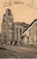 54 CERCUEIL  L'Eglise - France