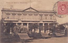 URUGUAY PALACIO DE GOBIERNO MONTEVIDEO BELLE CARTE RARE !!! - Uruguay