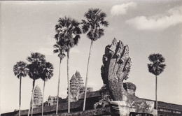 CAMBODGE ANGKOR VAT SIEMREAP  BELLE CARTE RARE !!! - Cambodge