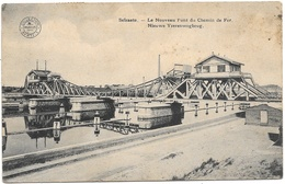 Selzaete NA8: Nieuwe Yzerenwegbrug 1912 - Zelzate