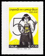 Italia / Italy 2016: 50 Anni Lucca Comics / Lucca Comics 50th Anniversary ** - Stripsverhalen