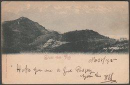 Gruss Vom Rigi, Schwyz, 1905 - Römmler & Jonas U/B AK - SZ Schwyz
