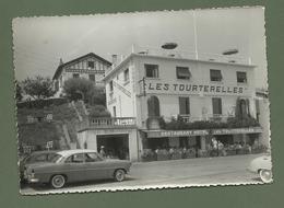 CARTE POSTALE PYRENEES ATLANTIQUES SAINT JEAN DE LUZ SOCOA HOTEL RESTAURANT LES TOURTERELLES - Saint Jean De Luz