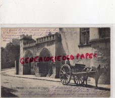 33-  GRADIGNAN - RUINES DE CAYAC - ATTELAGE - Gradignan