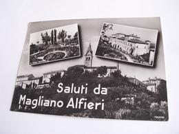 Cuneo - Saluti Da Magliano Alfieri - Cuneo