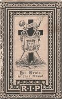 Petronella Aernouts-loenhout 1899- OUDERDOMSSPOREN-ZIE SCAN. - Devotion Images