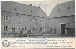 Anthisnes NA1: Ancienne Abbaye De St-Laurent. Cour Intérieure 1911 - Anthisnes