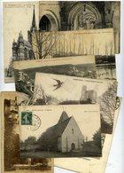 Département 27 EURE - Lot D'environ 125 Petites Cartes Postales Anciennes Et Quelques Semi-modernes (voir Détail) - Frankreich