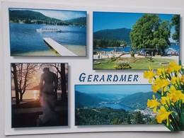 CPM 88 - GERARDMER - Le LAC Multi-vues  - NO REPRO - Gerardmer