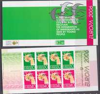 Europa Cept 2006 Cyprus Booklet ** Mnh (39963) KNOCK OUT PRICE - 2006