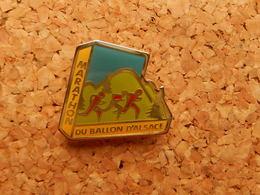 Pin's - MARATHON DU BALLON D'ALSACE - VOSGES - Athletics