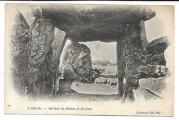 Intérieur Du DOLMEN De KERIONED - CARNAC - Dolmen & Menhirs