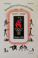 Egypt 1996 Summer Olympics,Atlanta S/S - Egypt