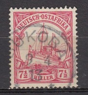 DUITSE KOLONIEN - OOST-AFRIKA  1905  Michel   32   BUKOBA   , See  Scan ,used/VF   [DK  391  ] - Colonie: Afrique Orientale