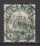 DUITSE KOLONIEN - OOST-AFRIKA  1905  Michel   31   LINDI   , See  Scan ,used/VF   [DK  393  ] - Colonie: Afrique Orientale