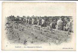 DOLMEN - Les Alignements De Kermario - CARNAC - Dolmen & Menhirs