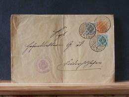 78/283A  ENVELOPPE   ALLEMAGNE 1916 - Allemagne