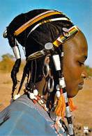 Afrique > BURKINA FASO En Pays LIPTAKO Entre DORI Et MARKOYE Province Oudalan (Peulh Gaobe Femme Coiffure) *PRIX FIXE - Burkina Faso