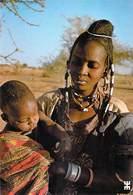 Afrique BURKINA FASO En Pays LIPTAKO  Près De TIN-AGADEL  Province Oudalan (Maternité Warawara Femme Coiffure)*PRIX FIXE - Burkina Faso