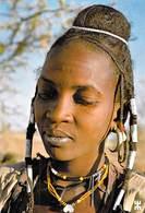 Afrique BURKINA FASO En Pays LIPTAKO  Près De TIN-AGADEL  Jeune Femme Warawara  (Femme Coiffure)*PRIX FIXE - Burkina Faso