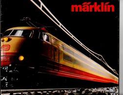 Catalogue Märklin 1983/84. 165 Pages. Modèles Réduits Ferroviaires, Circuits Et Réseaux . - Books And Magazines
