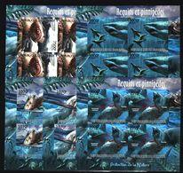 P22. Burundi - MNH - Animals & Fauna - Marine Life - Imperf - Marine Life