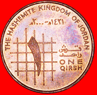 # GREAT BRITAIN: JORDAN ★ 1 PIASTRE 1421-2000 MINT LUSTER! LOW START ★ NO RESERVE! - Jordan