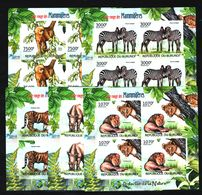 P22. Burundi - MNH - Animals & Fauna - Various Animals - Imperf - Unclassified