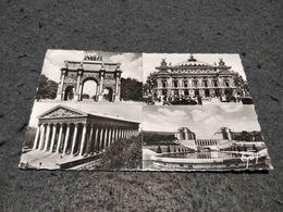 ANTIQUE POSTCARD FRANCE PARIS ET SES MERVEILLEIS SOUVENIR Nº1 1955 - France