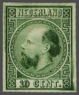 NL 1867 King William III - Postzegels