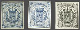 NL 1869 Coat Of Arms - Postzegels