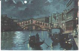 Italie - Veneto - Venezia (Venice) - Ponte Di Rialto - Venezia (Venice)
