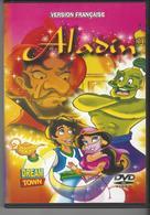 DVD ALADIN Dessin Animé - Animation