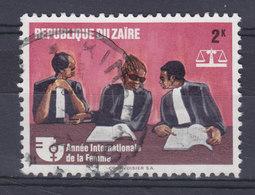 Zaire 1975 Mi. 519     2 K Internationales Jahr Der Frau - Zaire
