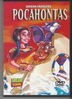 DVD POCAHONTAS  Dessin Animé - Dessin Animé