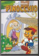 DVD PINOCCHIO Dessin Animé - Animation