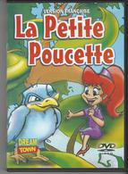 DVD LA PETITE POUCETTE Dessin Animé - Animation