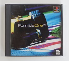 PS1 Japanese : Formula One 99 SCPS-10101 - Sony PlayStation