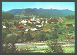 Satul Vatra Moldovitei - Editura Meridiane - Roumanie