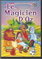 DVD LE MAGICIEN D'OZ Dessin Animé - Animation