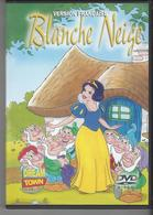 DVD BLANCHE NEIGE  Dessin Animé - Animation