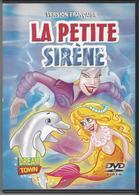 DVD LA PETITE SIRENE  Dessin Animé - Animation