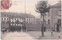 75. PARIS. Caserne Des Tourelles. 332 - France